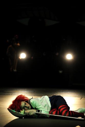 susanna schnell `das kind und die zauberdinge´ l theater freiburg l mourice korbel