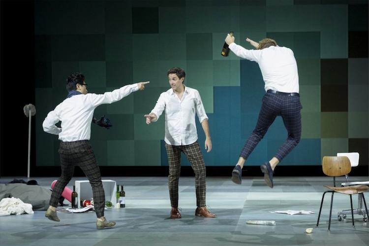 la bohéme I rainer muranyi I theater freiburg